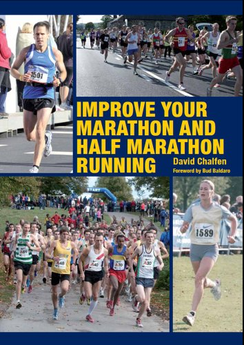 Improve Your Marathon and Half Marathon Running from The Crowood Press Ltd