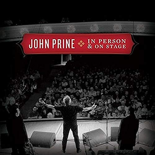In Person & On Stage from Prine, John
