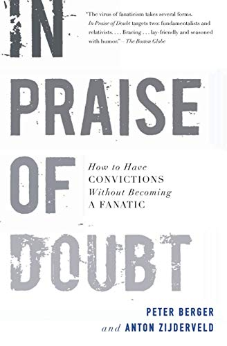 In Praise of Doubt from HarperOne