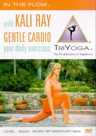 In The Flow With Kali Ray: Gentle Cardio [DVD] from Pegasus