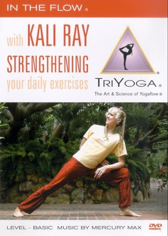 In The Flow With Kali Ray: Strengthening [DVD] from Pegasus