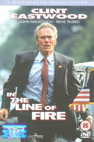 In The Line Of Fire [DVD] [1993] from UCA