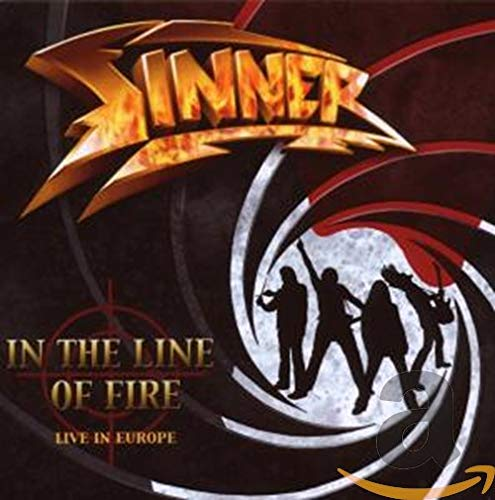In the Line of Fire: Live In Europe [Bonus Tracks] from AFM