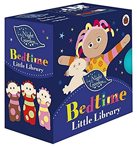 In the Night Garden: Bedtime Little Library from Ladybird