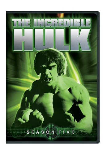 Incredible Hulk: Season Five [DVD] [Region 1] [US Import] [NTSC] from Universal Studios