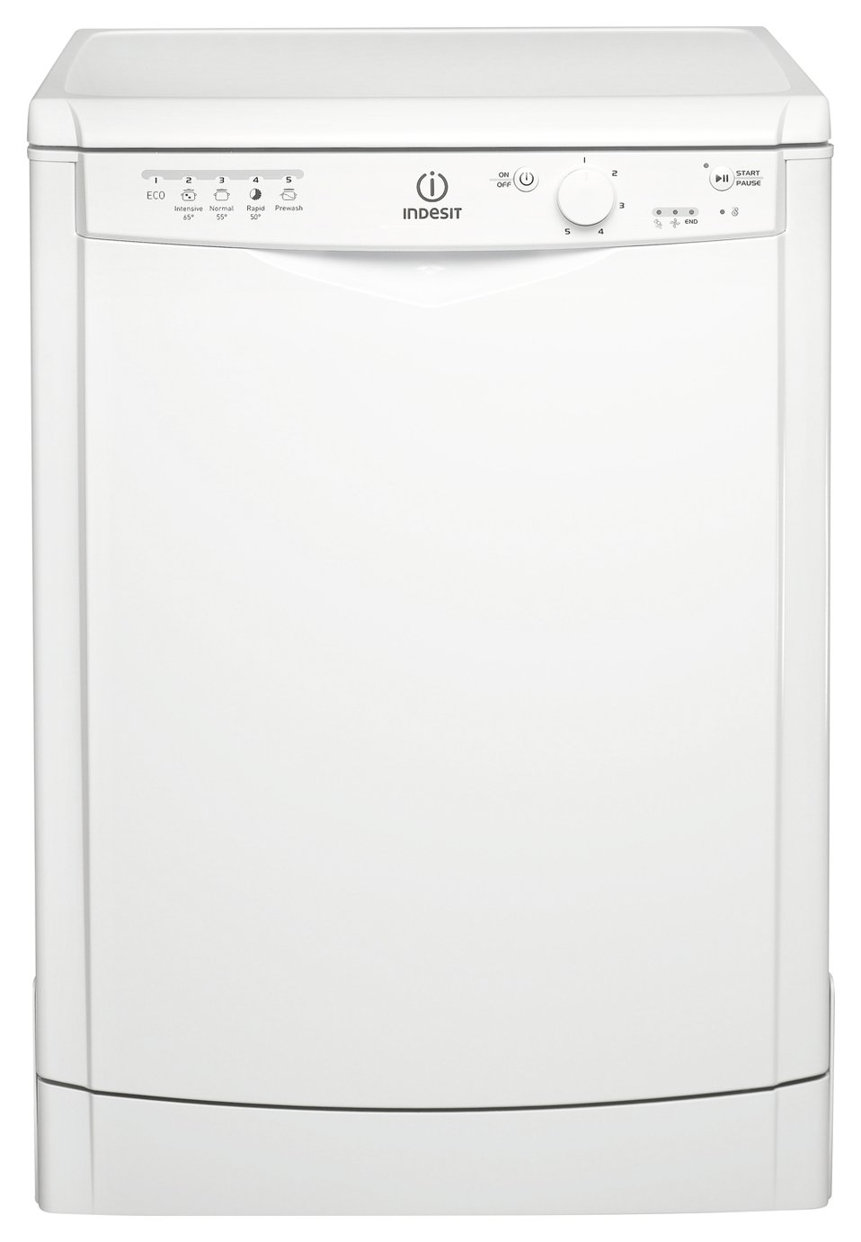 Indesit DFG15B1 Full Size Dishwasher - White from Indesit