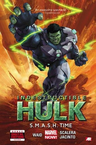 Indestructible Hulk Volume 3: S.M.A.S.H. Time (Marvel Now) from Marvel Comics
