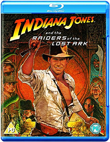 Indiana Jones And The Raiders Of The Lost Ark [Blu-ray] [Region Free] from Paramount Home Entertainment