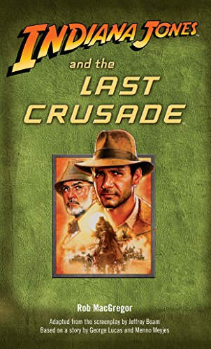 Indiana Jones and the Last Crusade from Ballantine