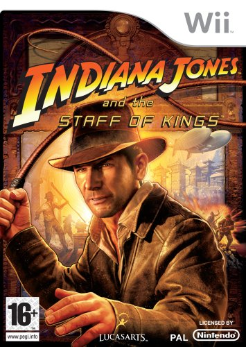 Indiana Jones and the Staff of Kings (Wii) from ACTIVISION