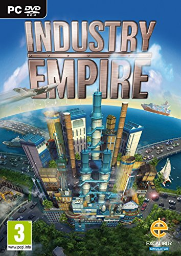 Industry Empire (PC DVD) from Excalibur Games