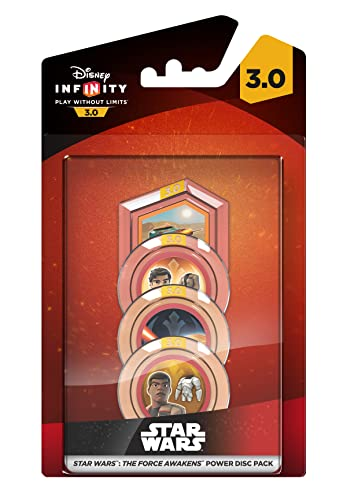 Infinity 3 EU Power Discs Force Awakens (PS4/PS3/Xbox One/Xbox 360/Nintendo Wii U) from Disney