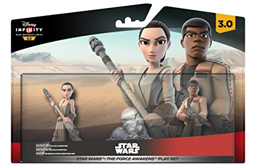 Infinity 3 Force Awakens EU Playset Pack (PS4/PS3/Xbox One/Xbox 360/Nintendo Wii U) from Disney