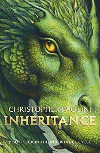 Inheritance: Book Four (The Inheritance Cycle) from Corgi Childrens