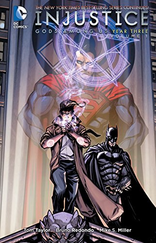 Injustice Gods Among Us Year Three TP Vol 01 from DC Comics