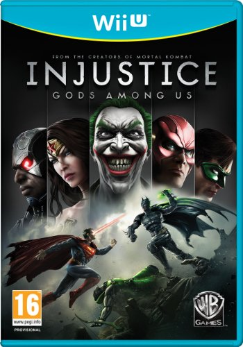 Injustice Gods Among Us (Nintendo Wii U) from Warner Bros. Interactive