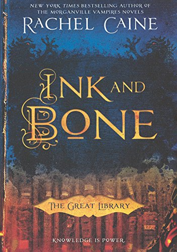 Ink and Bone: 1 (Great Library) from Turtleback Books