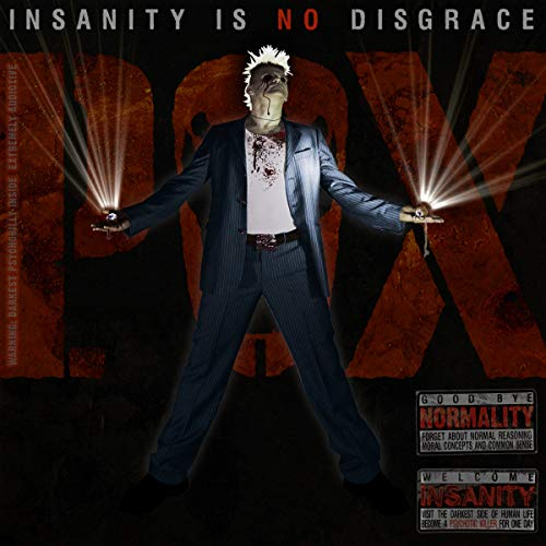 Insanity Is No Disgrace from Wolverine Records