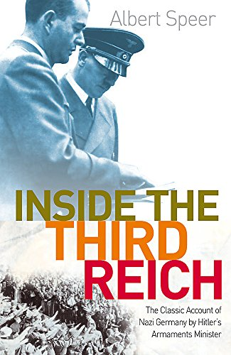 Inside The Third Reich from W&N