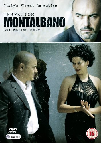 Inspector Montalbano: Collection Four [DVD] from Acorn Media