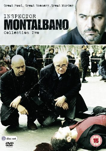 Inspector Montalbano: Collection Two (3 Disc) [DVD] from Acorn Media