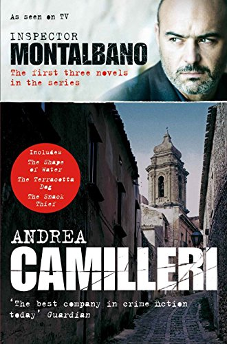Inspector Montalbano: The first three novels in the series from Picador