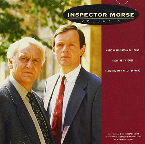 Inspector Morse Soundtrack (Vol. 3) from SH123