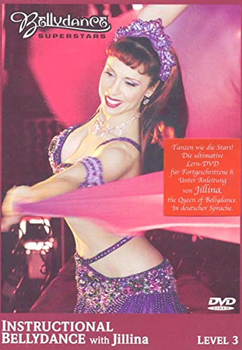 Instructional Bellydance With Jillina - Vol. 3 (DVD) from EMI FRANCE