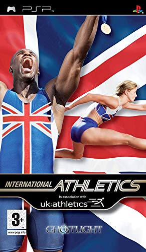 International Athletics (PSP) from Ghostlight