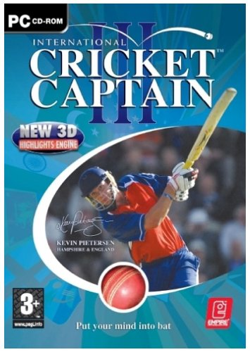 International Cricket Captain 2007 (PC CD) from Empire