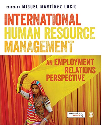 International Human Resource Management from Sage Publications Ltd