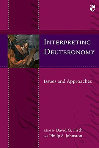 Interpreting Deuteronomy from Apollos