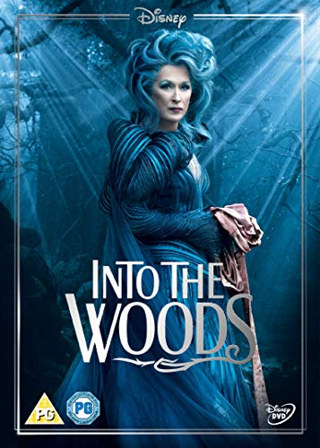 Into The Woods [DVD] [2014] from Walt Disney Studios Home Entertainment