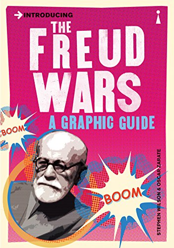 Introducing the Freud Wars: A Graphic Guide from Icon Books Ltd