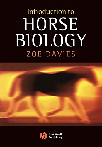 Introduction to Horse Biology from John Wiley & Sons