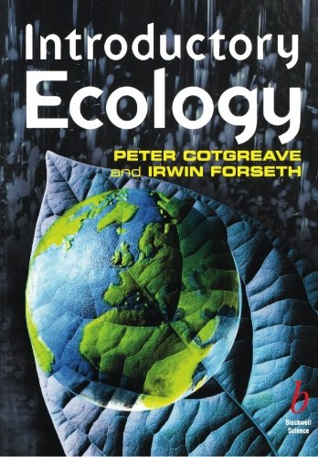 Introductory Ecology from Wiley-Blackwell