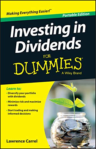 Investing In Dividends FD (For Dummies) from For Dummies