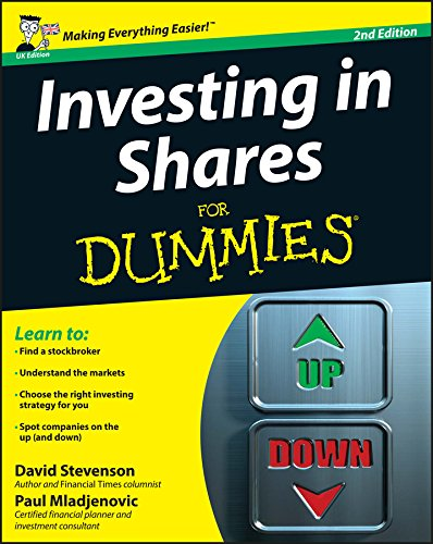 Investing in Shares For Dummies from John Wiley & Sons