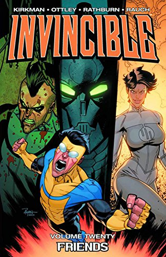 Invincible Volume 20: Friends (Invincible Tp) from Image Comics