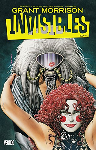 Invisibles TP Book One from Vertigo