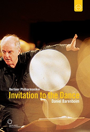 Invitation To The Dance - A New Year's Eve Concert (Berlin Philharmonic Orchestra / Daniel Barenboim) [DVD] [2001] [1996] [NTSC] from EuroArts