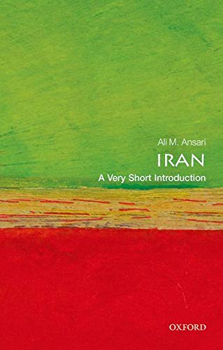 Iran: A Very Short Introduction (Very Short Introductions) from OUP Oxford