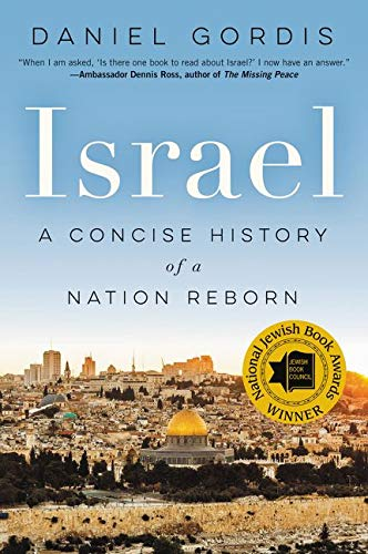 Israel: A Concise History of a Nation Reborn from HarperOne