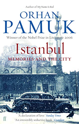 Istanbul: Memories of a City from Faber & Faber