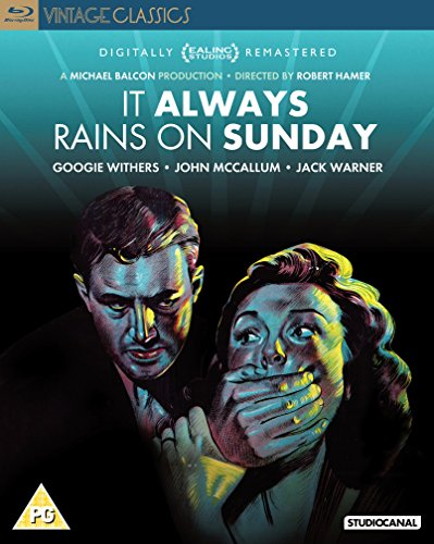 It Always Rains On Sunday (Digitally Remastered)  [1947] [Blu-ray] from Studiocanal