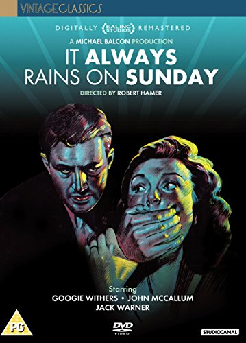 It Always Rains On Sunday (Digitally Remastered) [DVD] [1947] from studiocanal