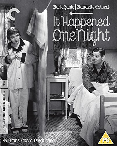 It Happened One Night (The Criterion Collection) [Blu-ray] [2016] from Sony Pictures Home Entertainment