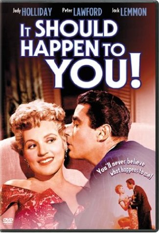 It Should Happen to You [DVD] [Region 1] [US Import] [NTSC] from Sony Pictures Home Entertainment