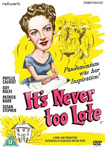 It's Never Too Late [DVD] from Fremantle
