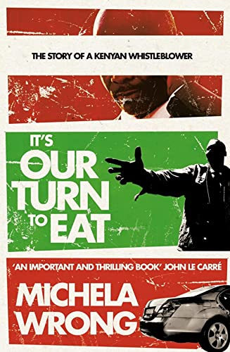 It's Our Turn to Eat from HarperCollins Publishers